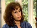 London Dr Ghada Karmi interview SOT Barghouti is not a supporter of the Islamist groups he is the leader of a secular movement