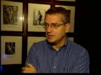 London Harry Harris interview SOT Talks of value of Michael Owen