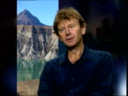 London Michael Wood interviewed SOT Describes Alexander the great's attack on Afghanistan