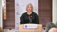 London INT Theresa May MP press conference SOT our police and agencies have been working to disrupt AQAP operatives in this country/ an AQAP...