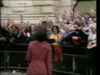 May In 1997 Labour won the General Election with a landslide victory London Islington/Downing Street Newly elected Prime Minister Tony Blair MP and...