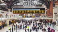 London Liverpool Street railway station.