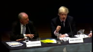 Ken Livinstone claims leaked campaign video was an April Fool joke Boris Johnson MP speaking SOT think it would be good thing to have scheme called...