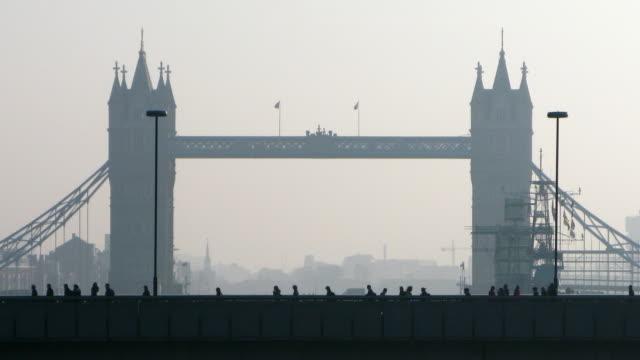 London morning time-lapse