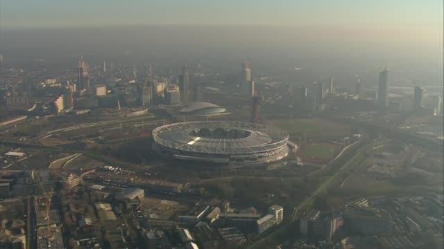 London Olympic Stadium taken over by London Mayor Sadiq Khan ENGLAND London London Olympic Stadium