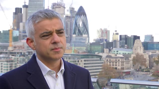 London Olympic Stadium taken over by London Mayor Sadiq Khan ITN Reporter along with London Mayor Sadiq Khan Sadiq Khan interview SOT This is a world...