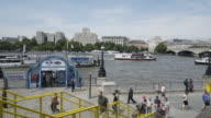 London River Thames.