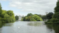 London  St James's Park Lake And Horse Guards Building (UHD)