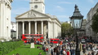 London St Martin-in-the-Fields Church On Trafalgar Square.