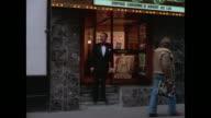 1976 - London strip club and topless bar