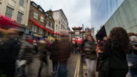 London: TimeLapse of the Chinese Arch in Chinatown