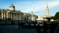 London Trafalgar Square (4K/UHD to HD)