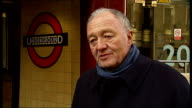 24hour strike Ken Livingstone interview SOT He's been Mayor for almost three years he's never sat down and met with the leaders of the unions he...