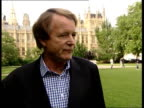London Westminster JeanPierre Langellier interview SOT he is in favour of labour reform and workforce flexibility in France all the experience of the...