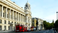 London Whitehall Government Offices (4K/UHD to HD)