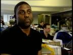 London Yinka Adegoke interview SOT AOL were going to take over world that hasn't happened