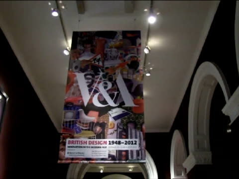 Londres 28 mar From 31 March 2012 until 12 August 2012 VictoriaAlbert museum will host the exhibition 'British Design 19482012 Innovation in the...