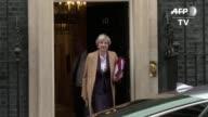 Londres dio inicio oficial al proceso de ruptura con la Union Europea un proceso que segun la primera ministra britanica Theresa May no tiene vuelta...