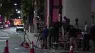 A lone gunman keeps terrified staff and customers captive into Monday night in a downtown Sydney cafe brandishing an Islamic flag as five of his...