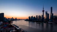 Long Gone Before Daylight of the Huangpu River
