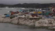 Long Shot The town of Ilulissat Greenland As the sea levels around the globe rise researchers affiliated with the National Science Foundation and...
