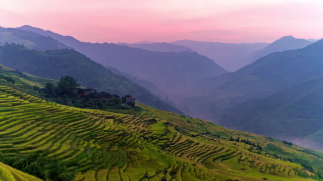 Longji Tetian, China