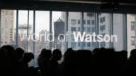 A look inside IBM Watson Groups new headquarters at 51 Astor Place in New York NY Invited guests visit the new home of Watson during an all day...