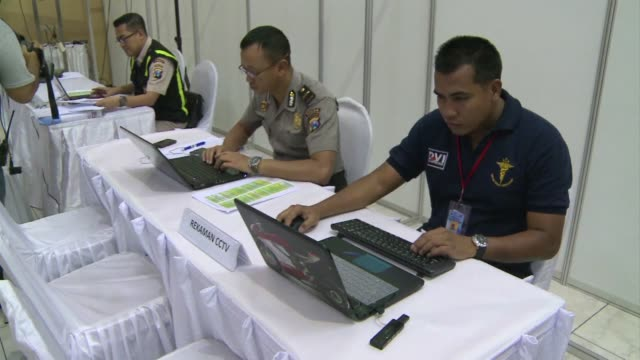 A look inside the centre where forensic staff work with families of QZ8501 victims to identify their loved ones