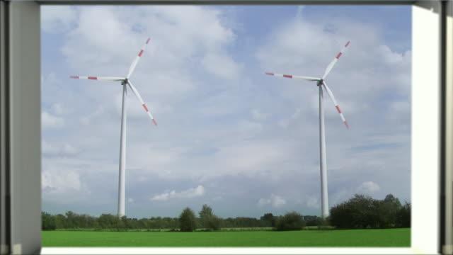 Looking at windmills