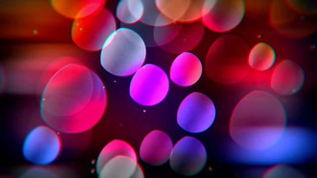 Loop Bokeh background