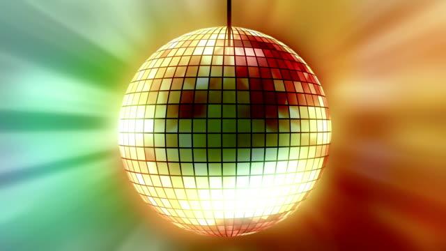 Loop: disco ball