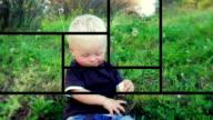 Loop montage - Happy Son & Father