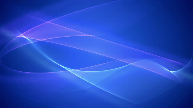 Loopable abstract blue background