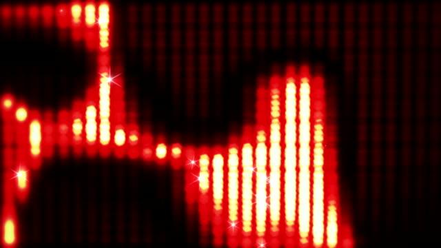 Endlos wiederholbar bokeh lights