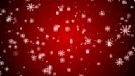 Loopable Christmas Snowflakes
