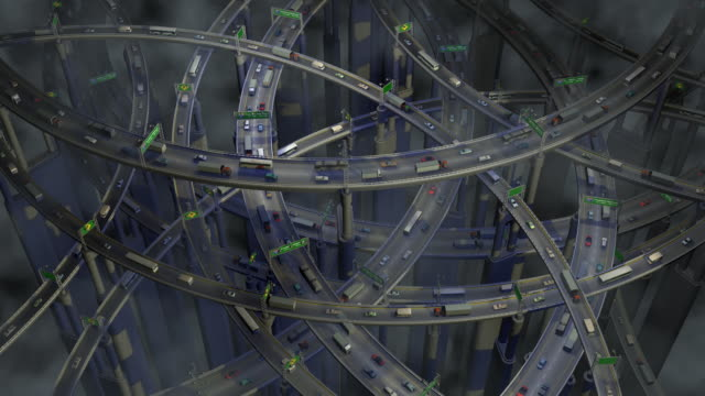 Loopable, Complex Highway Traffic