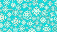 Loopable Design of Multiple Snowflakes