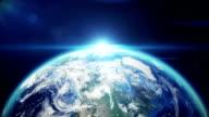 Endlos wiederholbar Erde