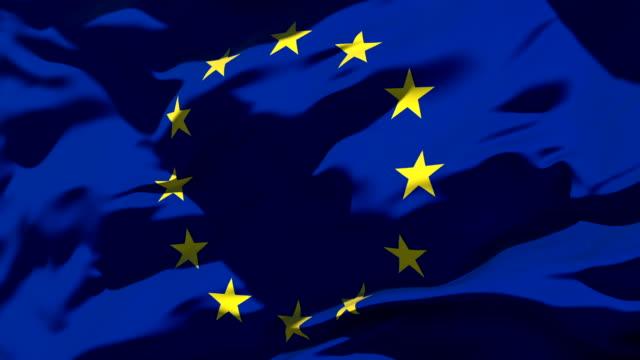 Loopable Bandiera dell'Unione europea