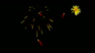 Loopable fireworks