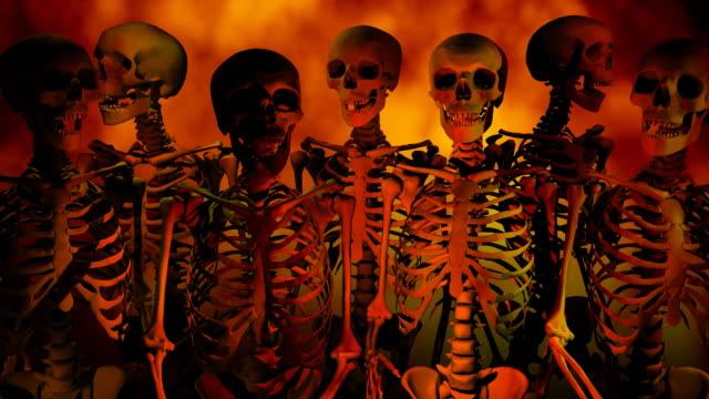 Loopable, Halloween Hell Skeletons