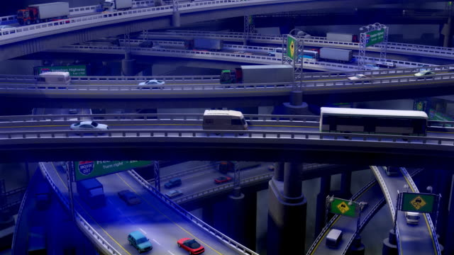 Loopable, Highway Spinning, High Traffic