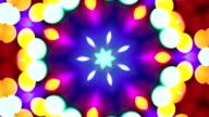 Loopable Kaleidoscope of colors. HD, NTSC, PAL