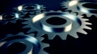 Loopable Metallic gears