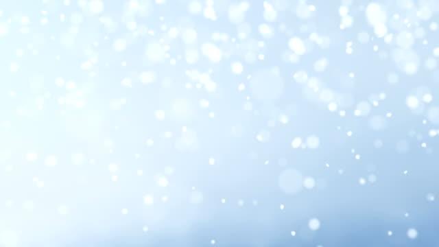 Loopbare sneeuw animatie