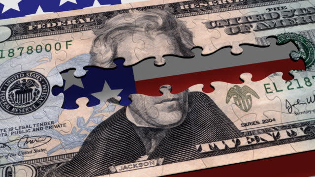 Loopable, USA Money Currency Puzzle