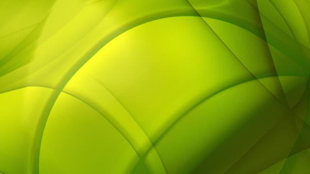 Endlos wiederholbar, gelb-grüne Geometrische Abstraktion