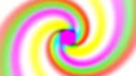 Looping Rainbow Spiral (HD)
