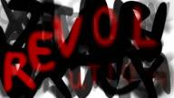 """REVOLUTION: locker-Serie """"Montage Ihre Nachricht"""" (Endlosschleife)"""