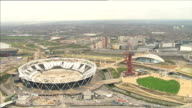 Lord Coe under fire for plans to demolish part of Crystal Palace athletics stadium LIB / 442014 Queen Elizabeth Olympic Park including Olympic...
